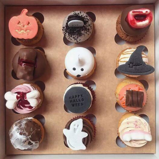 Cuspcakes Halloween